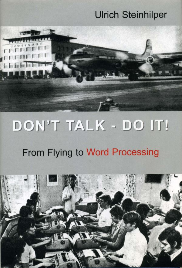 Book Jacket for Don't Talk - Do It