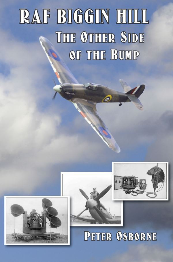Book Jacket for RAF Biggin Hill - The Other Side of the Bump