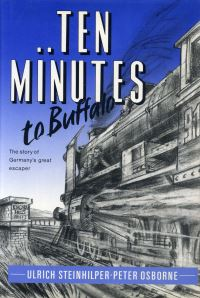 Book Jacket for Ten Minutes to Buffalo